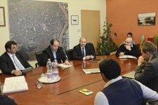 közbiztonsági fórum, megbeszélés