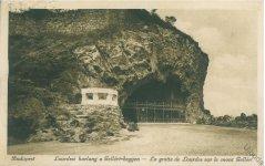 Lourdesi barlang a Gellért-hegyen