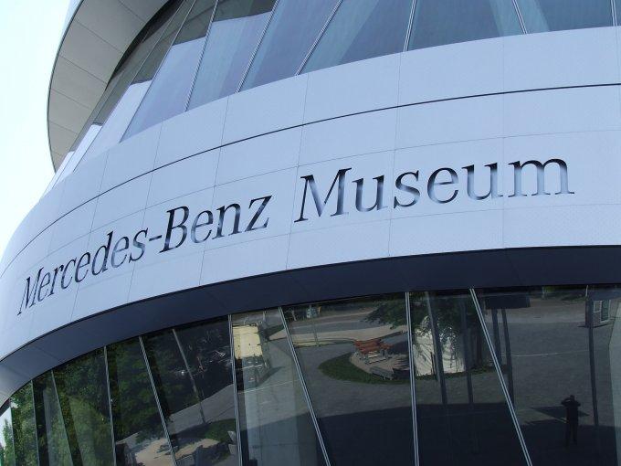 Mercedes Múzeum