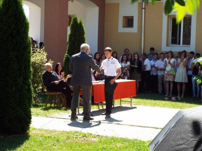 A Magyar Nyelvért díj átadása