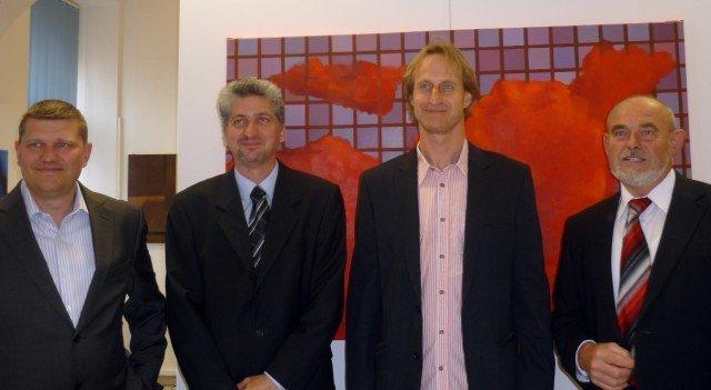 Szkok Iván kiállítása a Portremkában