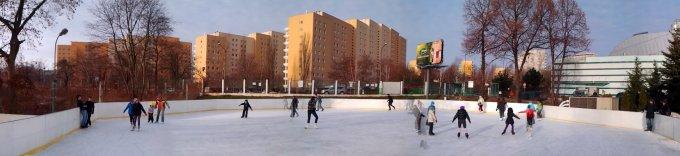 Iskolai jégpálya