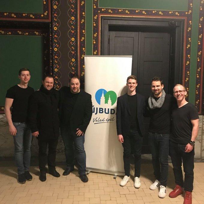 2019. január 12-én a Chameleon Jazz Band sikeres koncertet adott a Marosvásárhelyi Kultúrpalotában.
