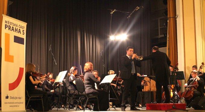 Drahos András a Talent Prga5 koncerten 2019. január 31.