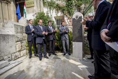 Történelmi emlékhely az Eötvös József Collegium