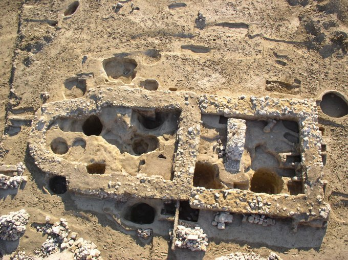 Leletkánaán az Árpád-kori Kána faluban