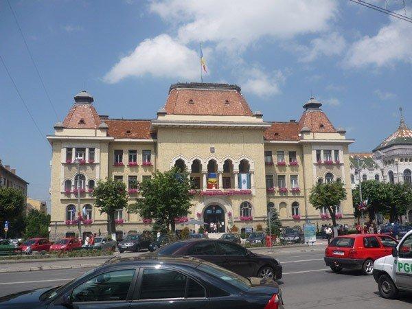 Marosvásárhely Városháza