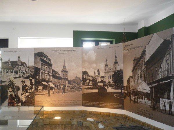 Helytörténeti kiállítás a Kultúrpalotában