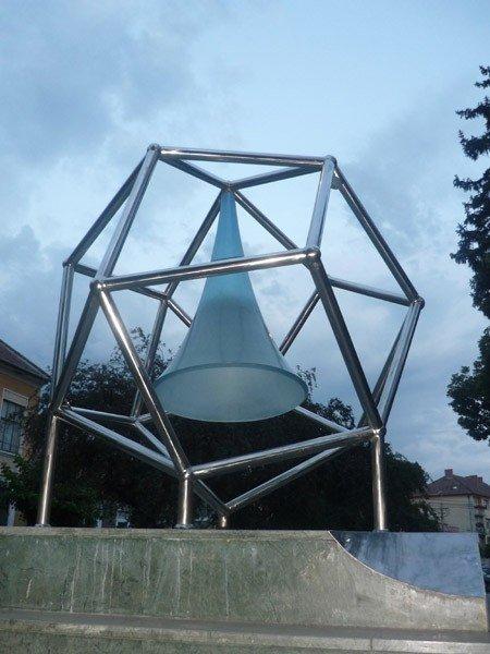 Bolyai emlékmű