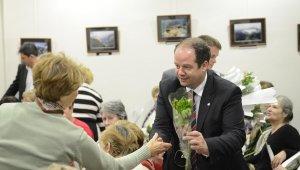 A nőket köszöntötték a kerület vezetői