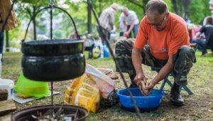Huszonhatodszor főztek halászlevet Gazdagréten