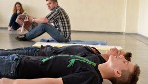 Színházak éjszakája: drámaórát tartottak a Kávások