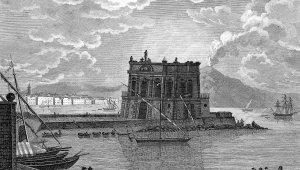 A nápolyi járványkórház, a Lazaretto