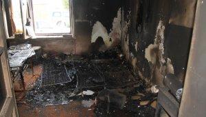 Kórházban a Nándorfejárvári úti tűzeset sérültje